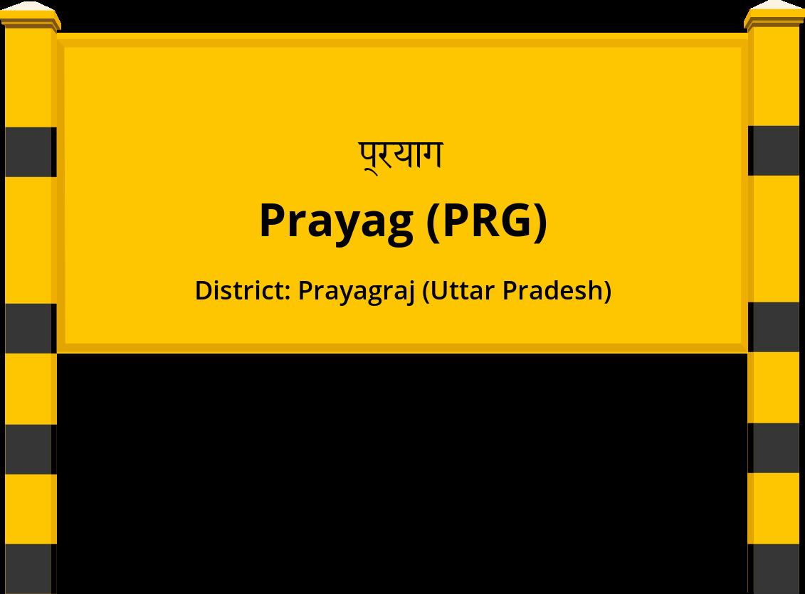 Prayag (PRG) Railway Station