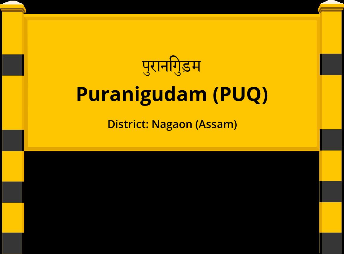 Puranigudam (PUQ) Railway Station