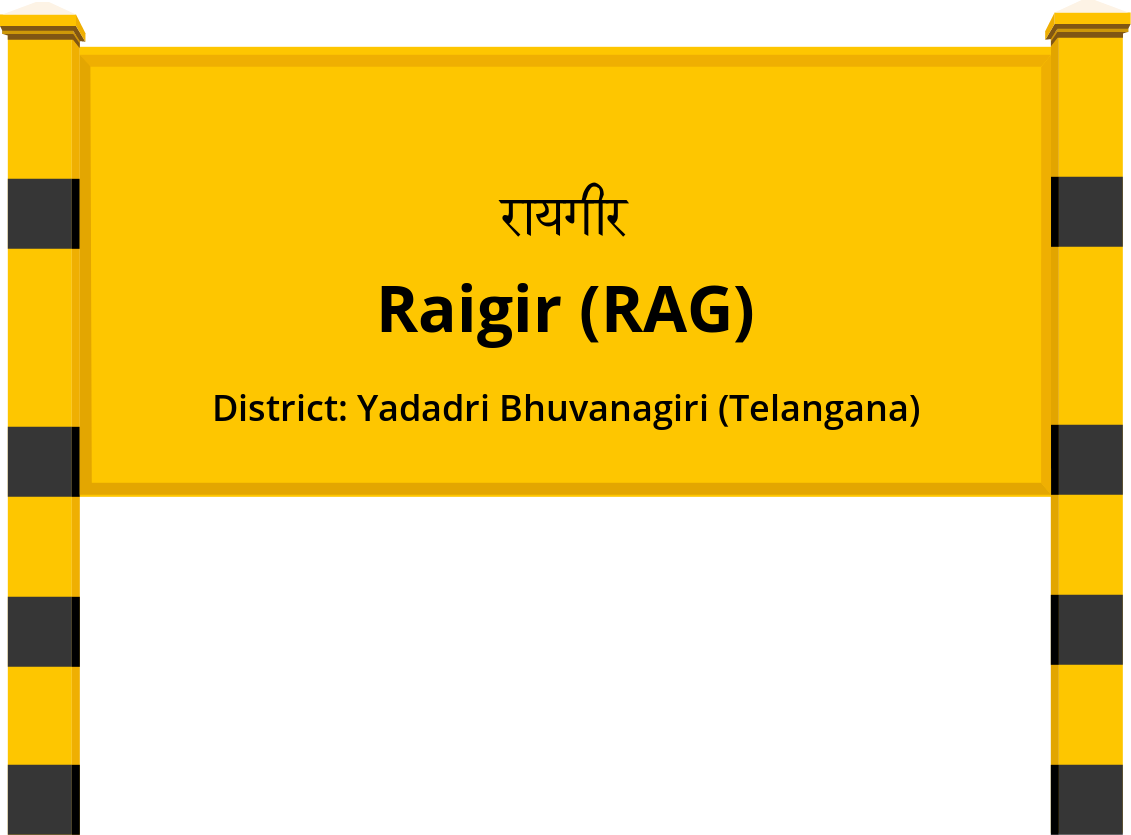 Raigir (RAG) Railway Station
