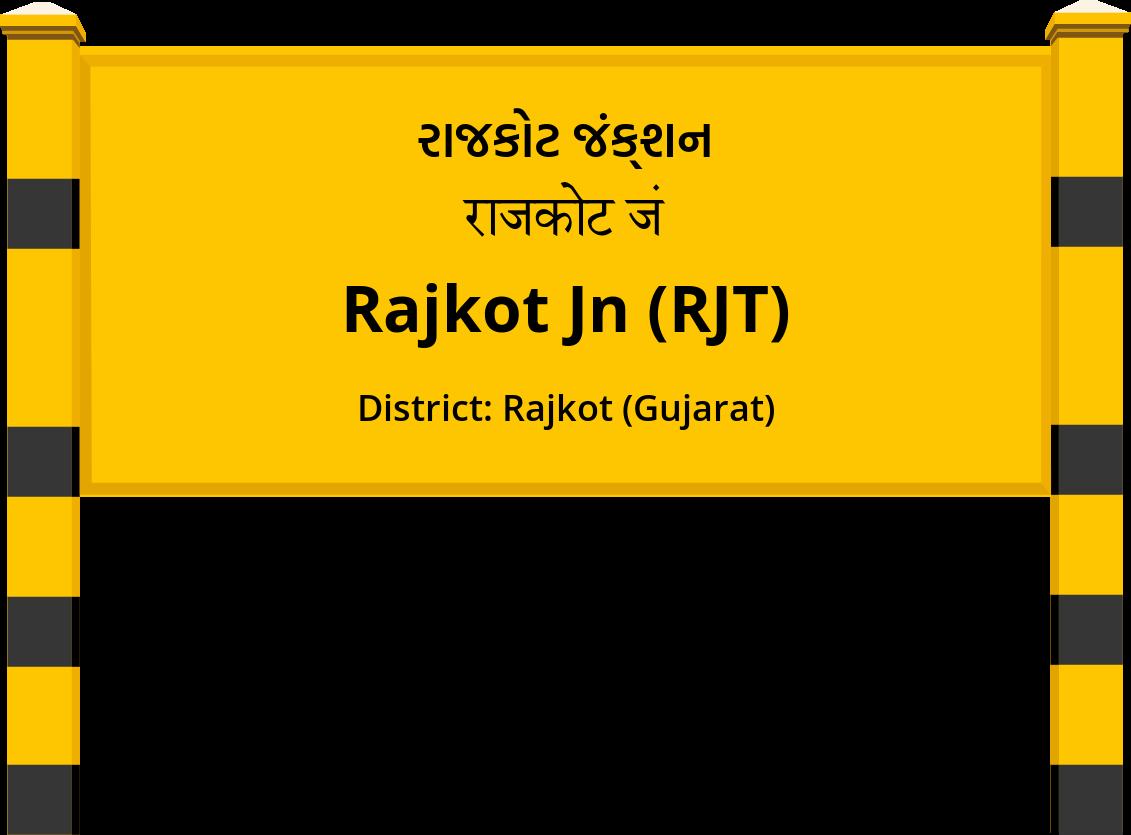 Rajkot Jn (RJT) Railway Station