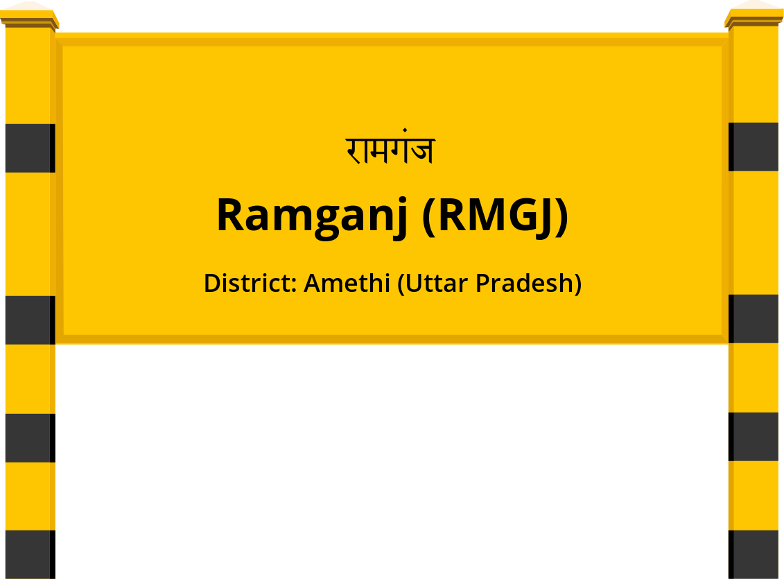 Ramganj (RMGJ) Railway Station