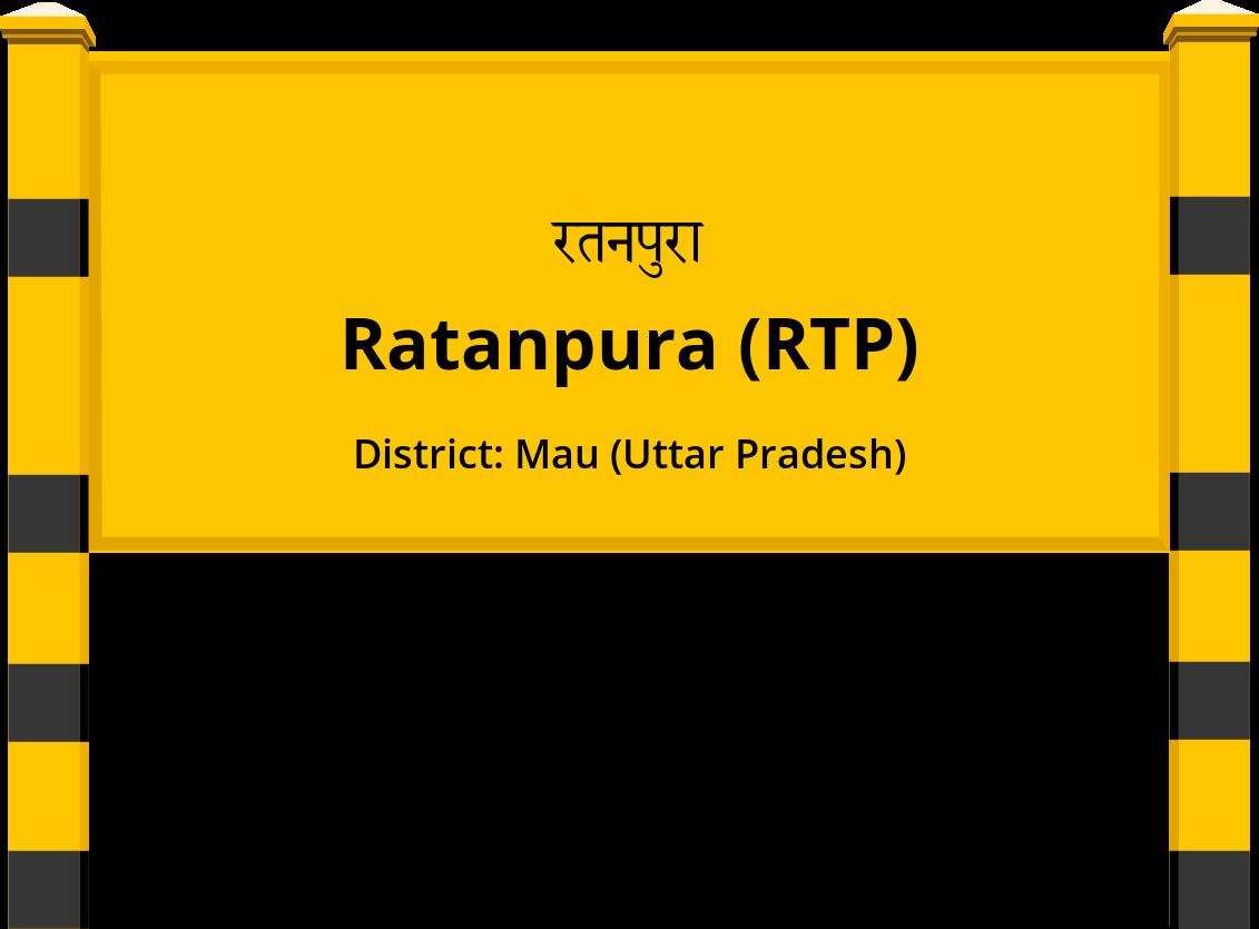 Ratanpura (RTP) Railway Station
