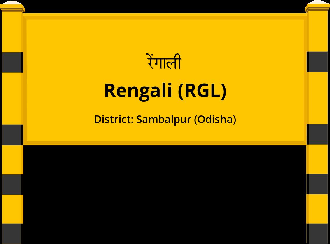 Rengali (RGL) Railway Station