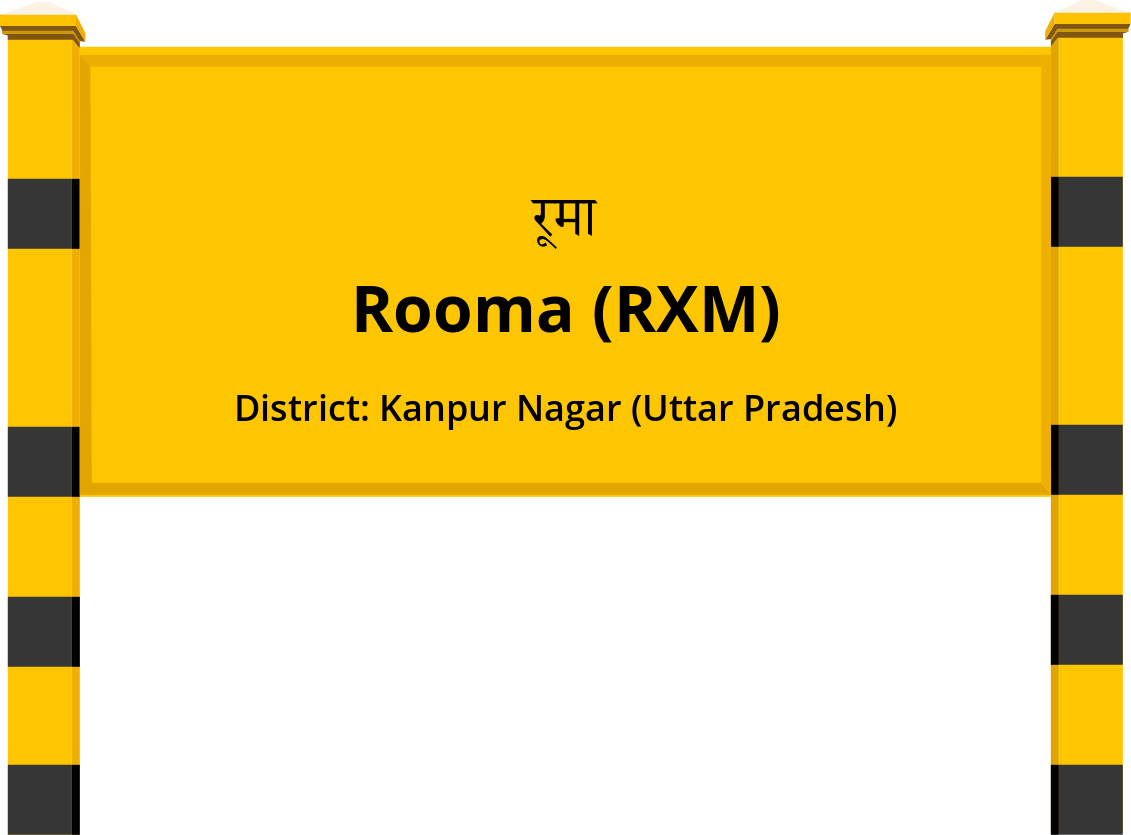 Rooma (RXM) Railway Station