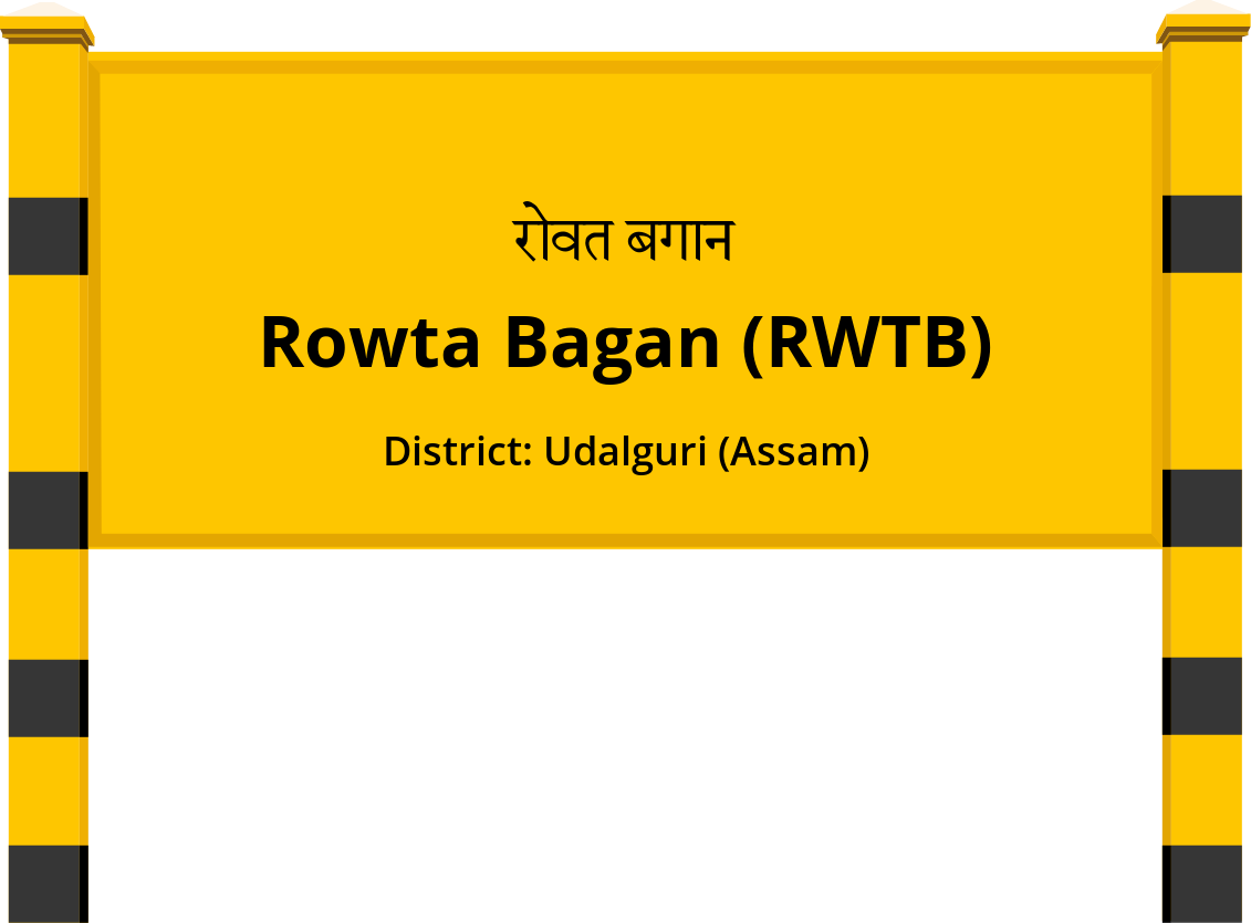 Rowta Bagan (RWTB) Railway Station