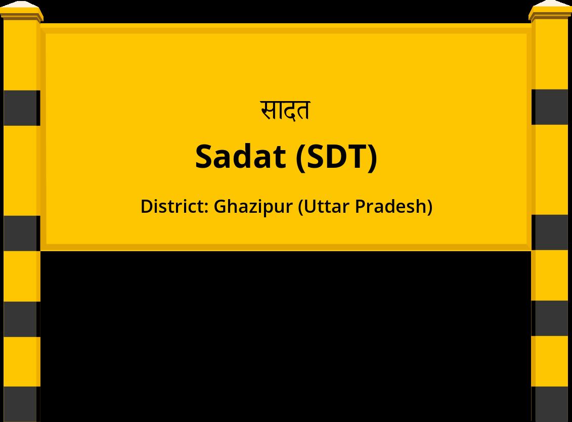 Sadat (SDT) Railway Station