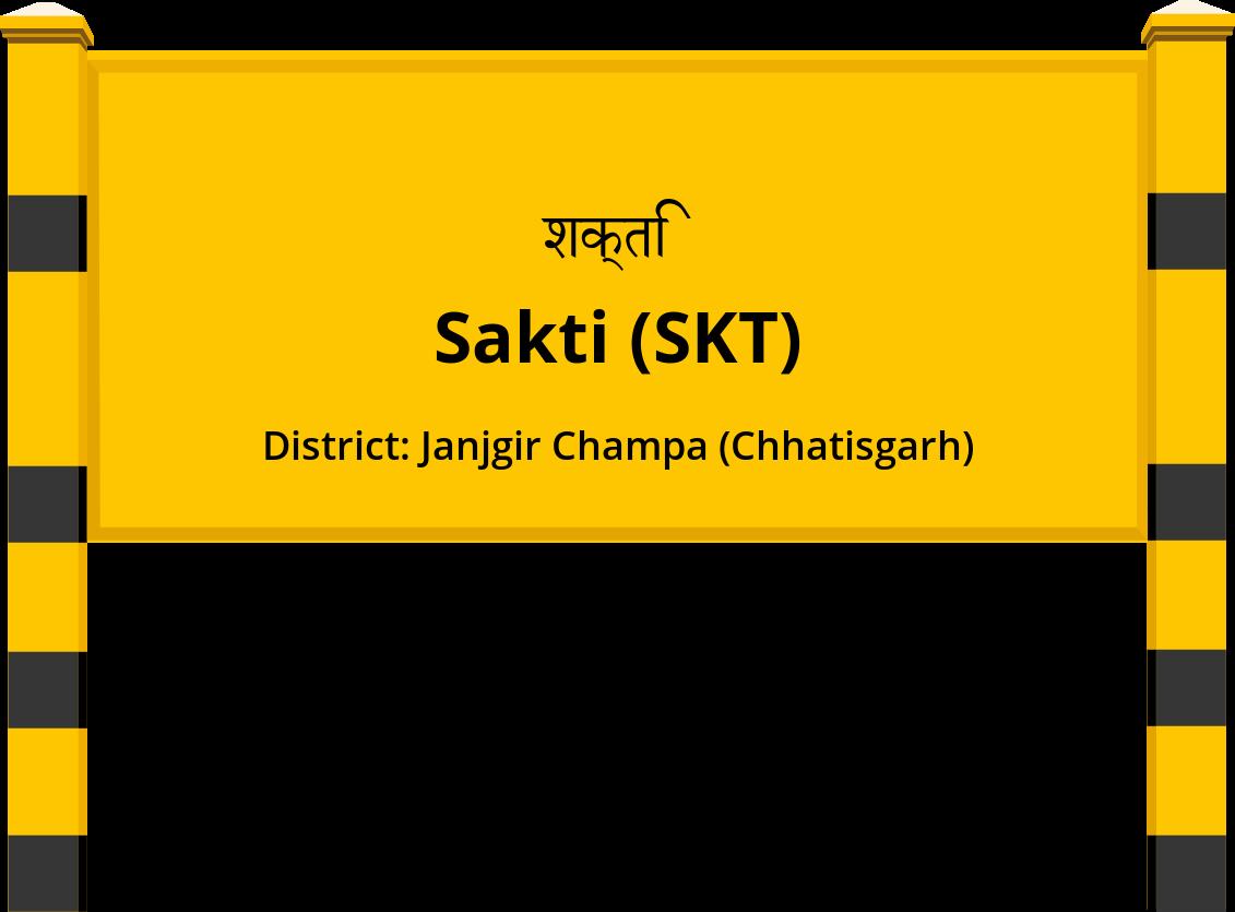 Sakti (SKT) Railway Station