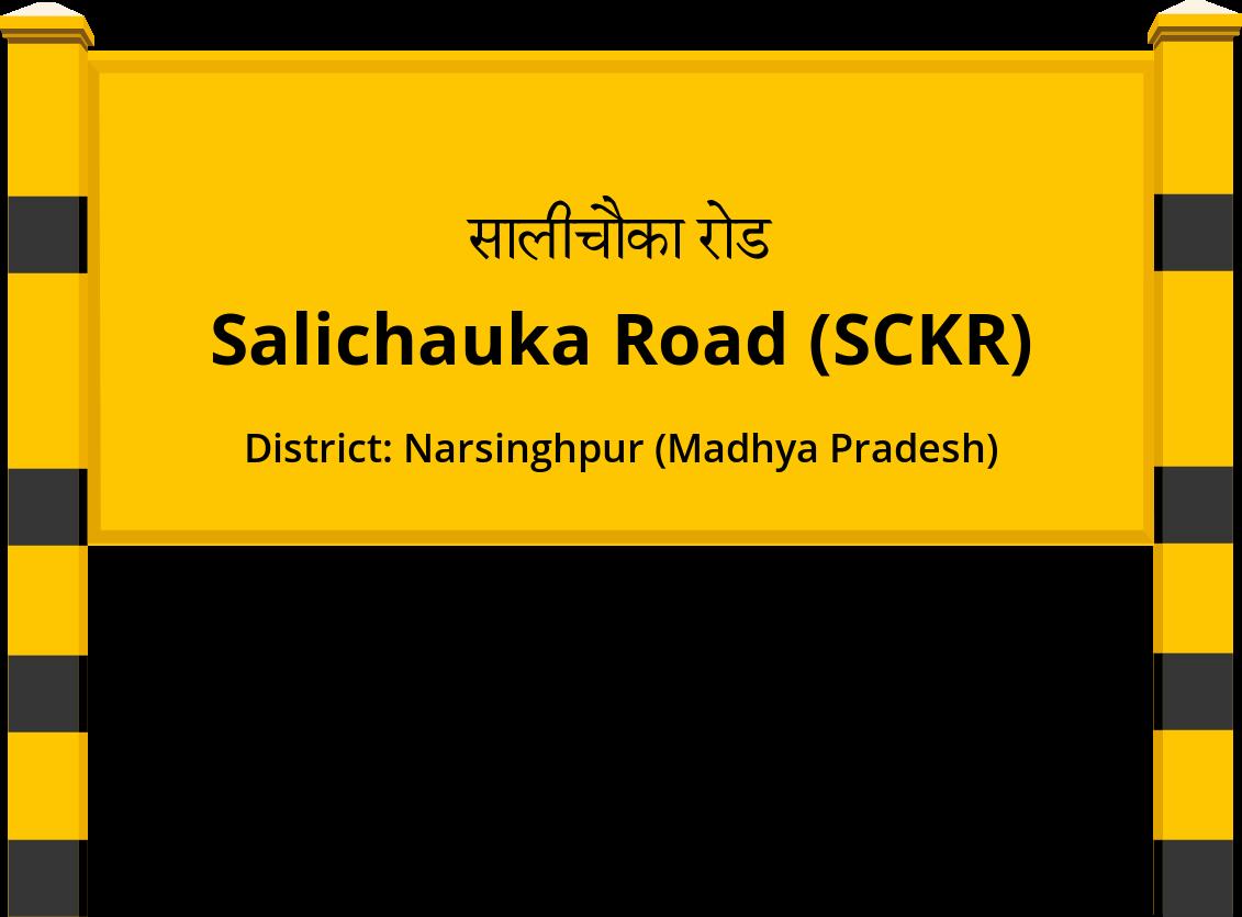 Salichauka Road (SCKR) Railway Station