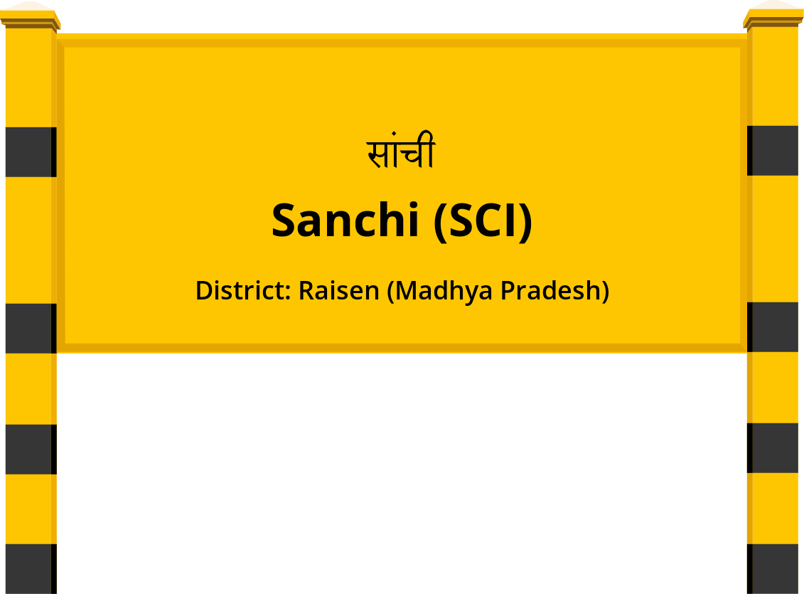 Sanchi (SCI) Railway Station