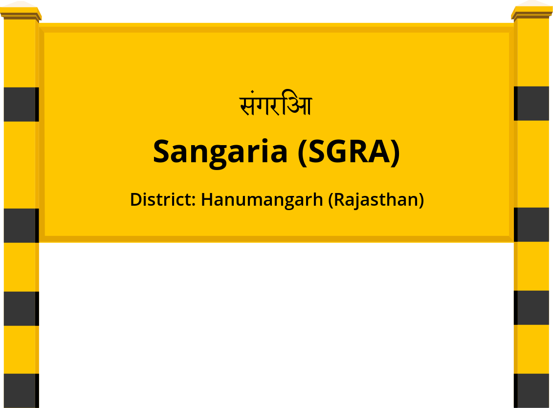 Sangaria (SGRA) Railway Station