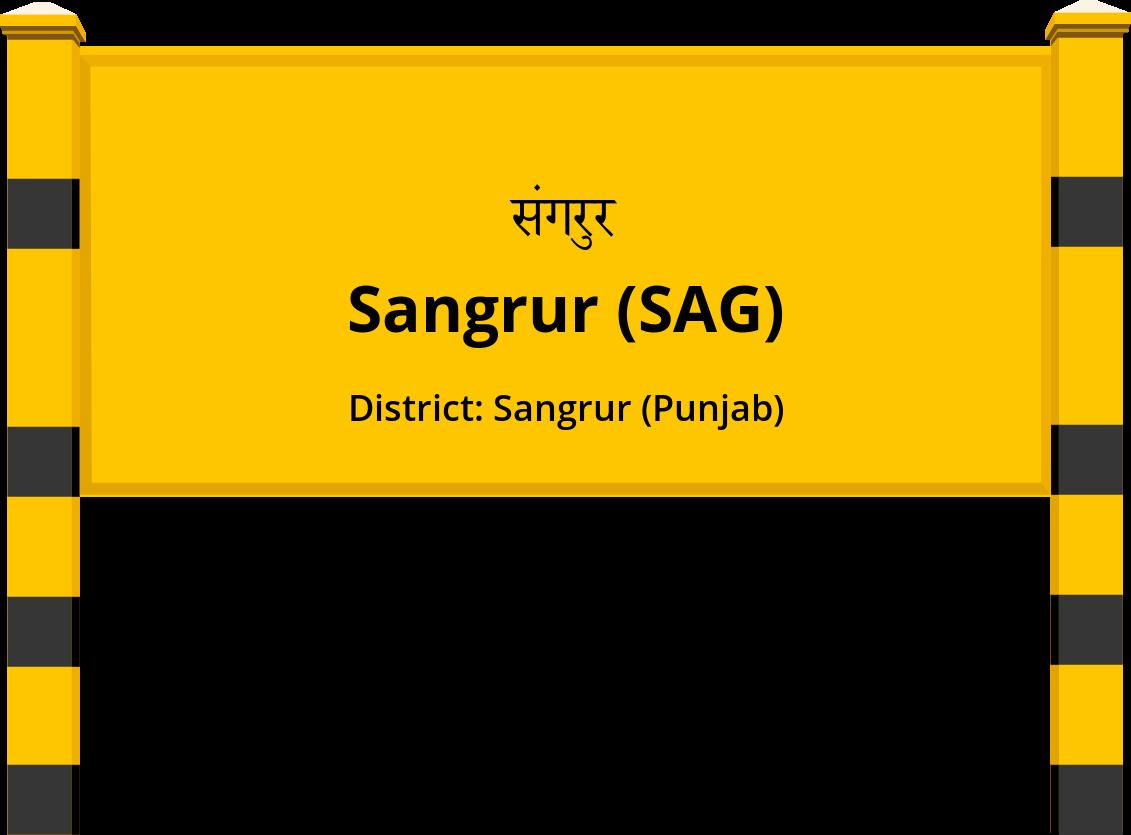 Sangrur (SAG) Railway Station
