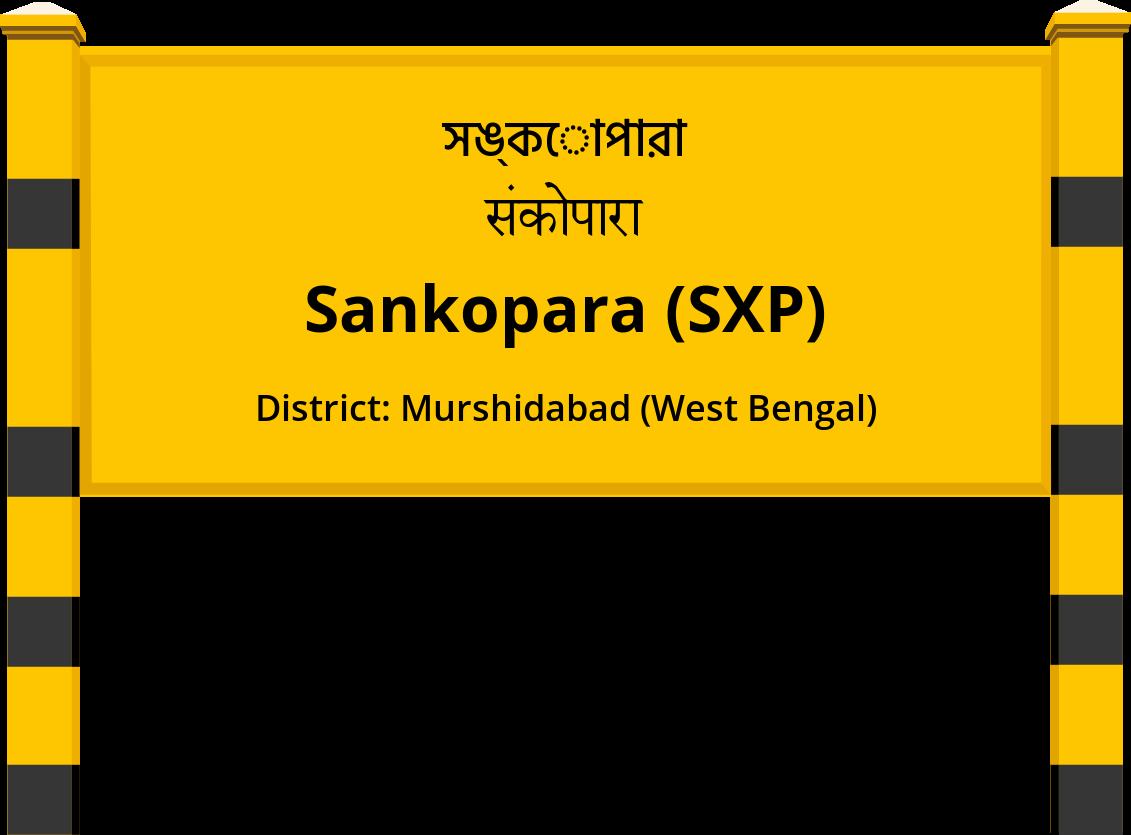 Sankopara (SXP) Railway Station
