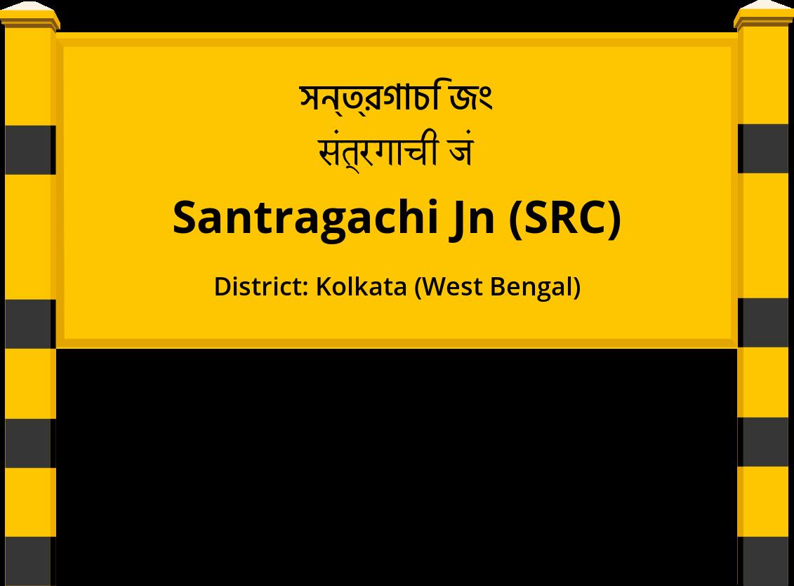 Santragachi Jn (SRC) Railway Station