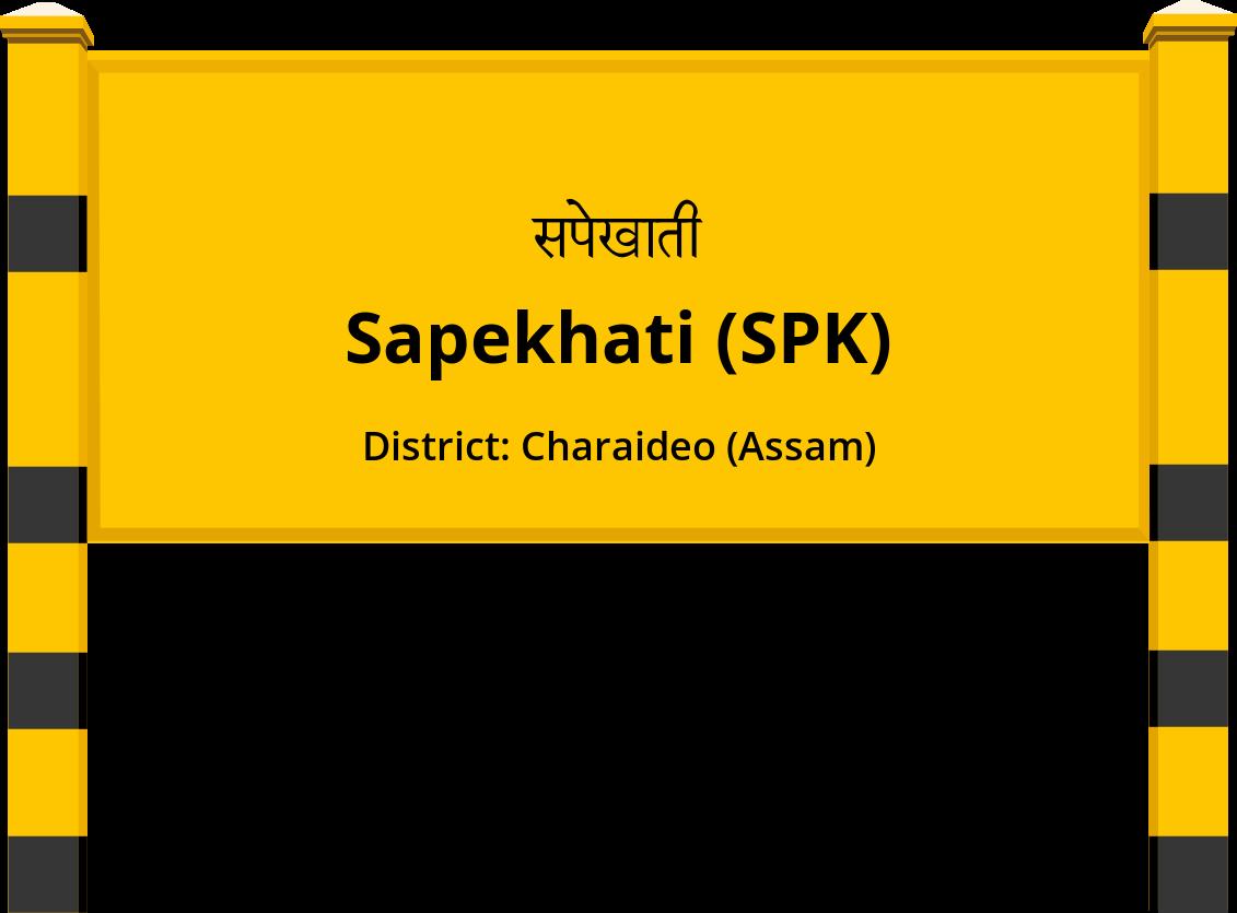 Sapekhati (SPK) Railway Station