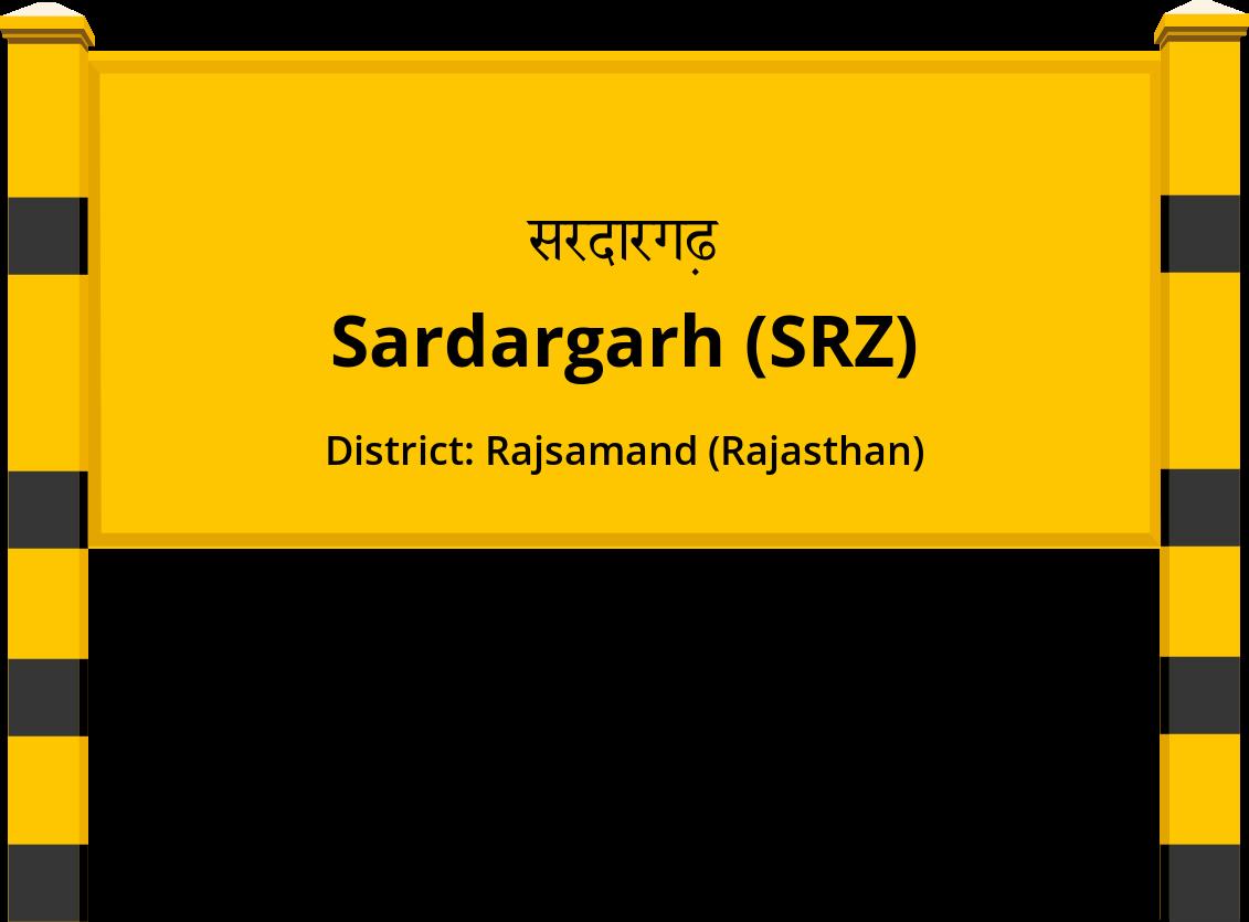 Sardargarh (SRZ) Railway Station