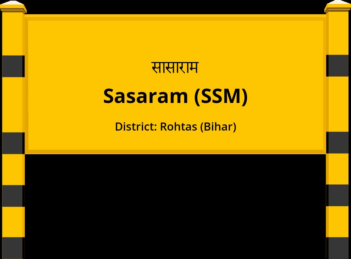 Sasaram (SSM) Railway Station