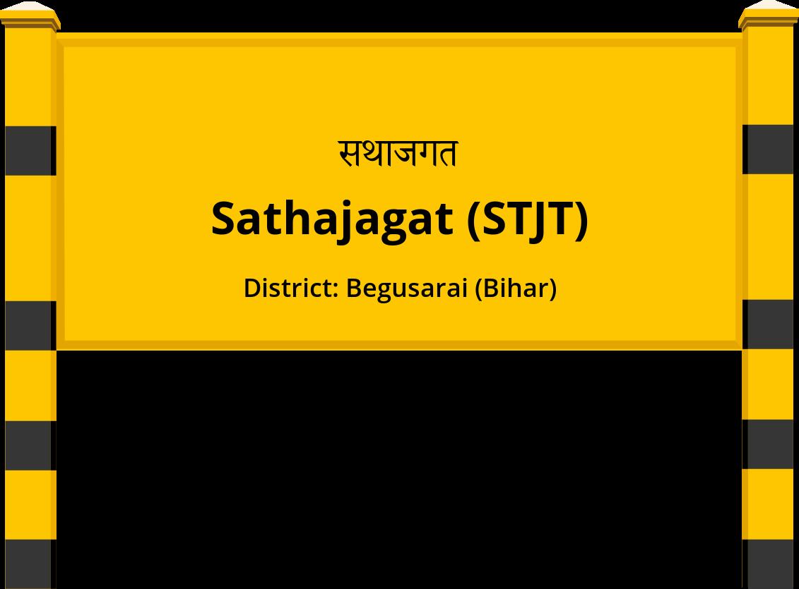 Sathajagat (STJT) Railway Station