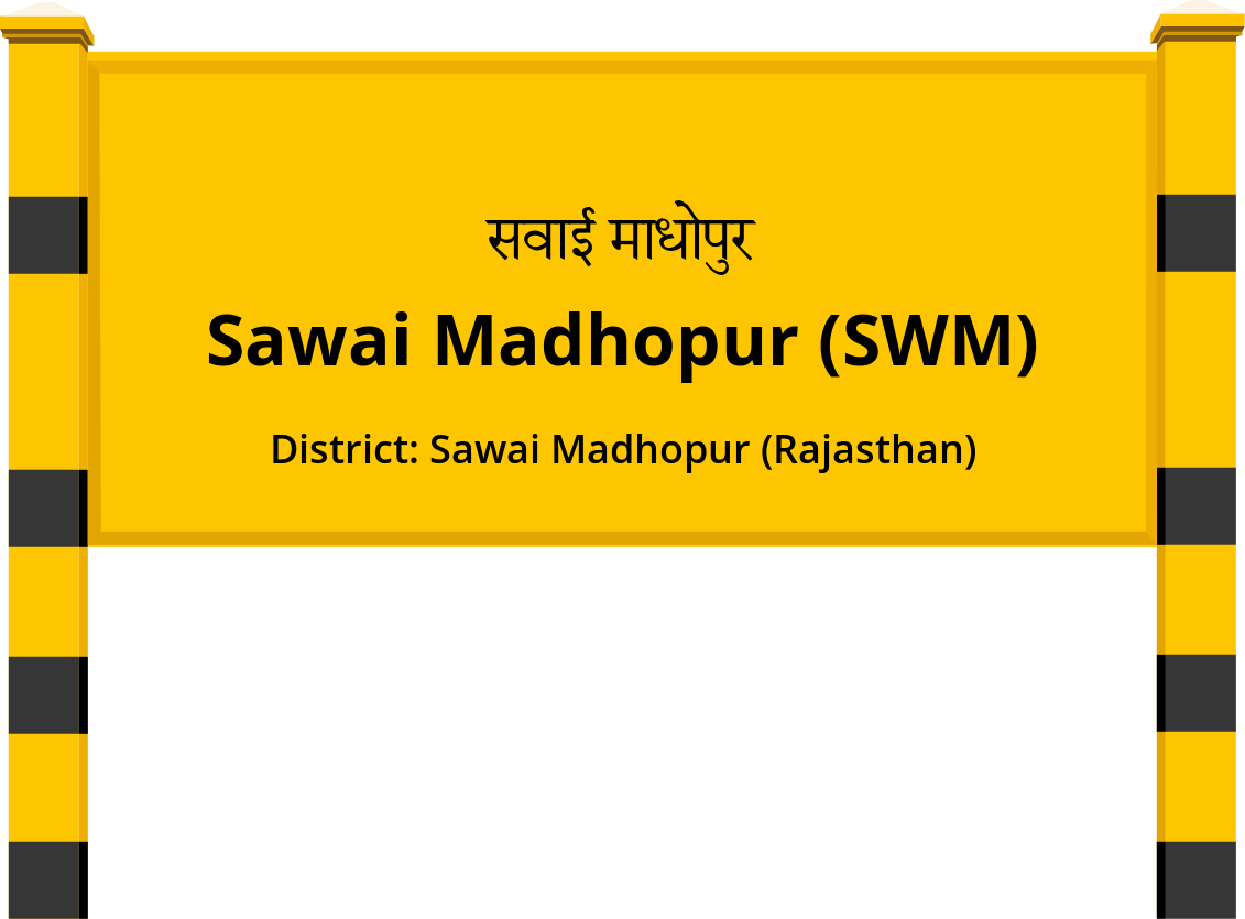 Sawai Madhopur (SWM) Railway Station
