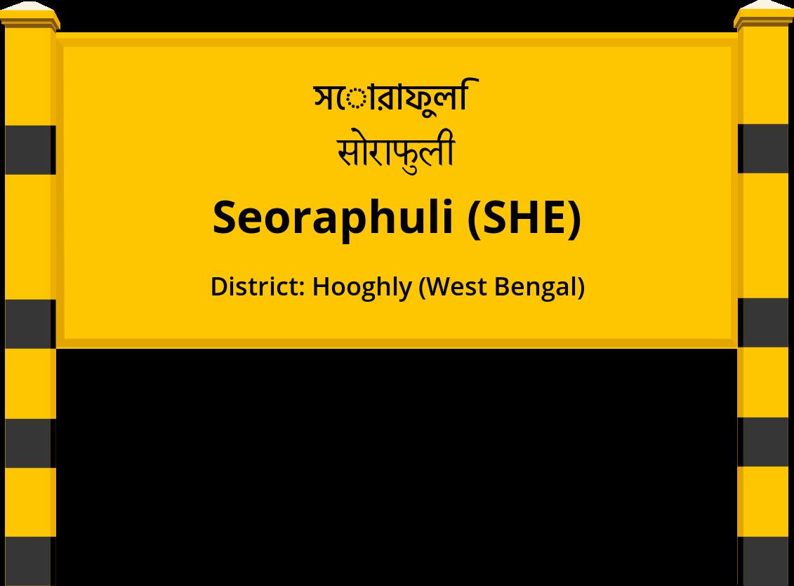 Seoraphuli (SHE) Railway Station