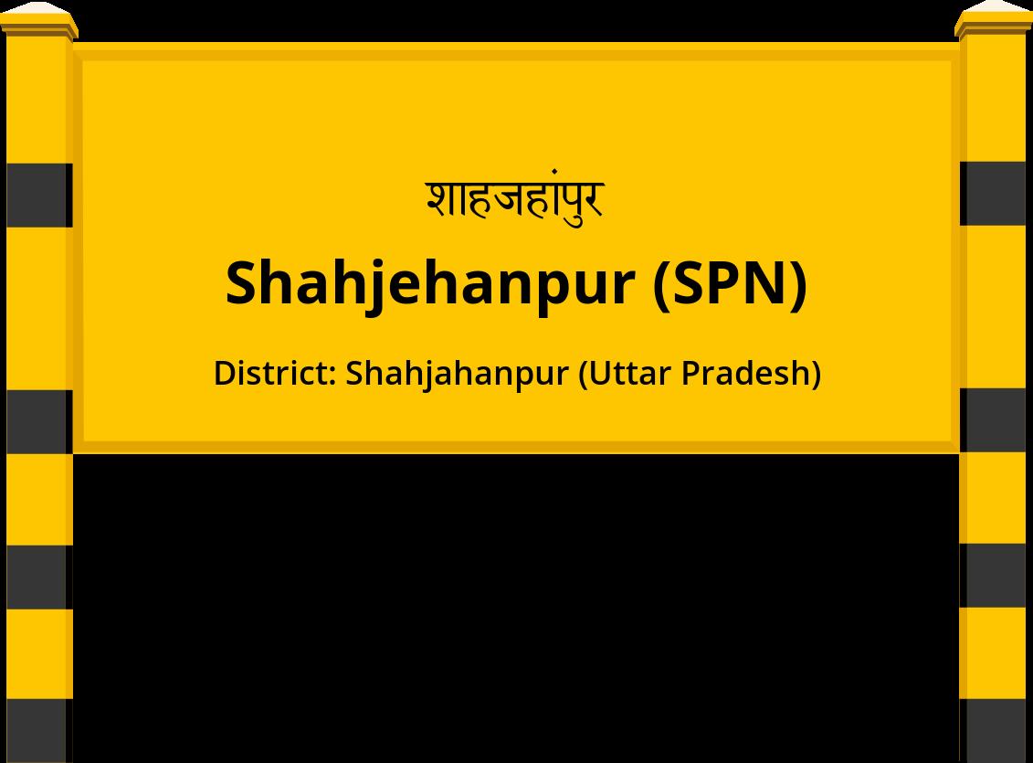 Shahjehanpur (SPN) Railway Station