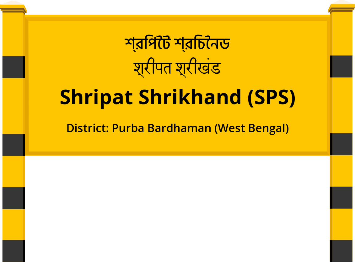 Shripat Shrikhand (SPS) Railway Station