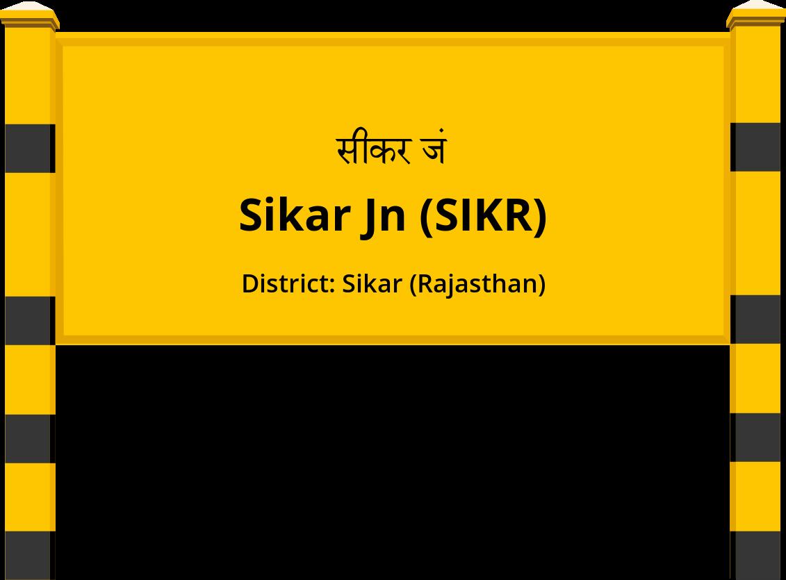 Sikar Jn (SIKR) Railway Station