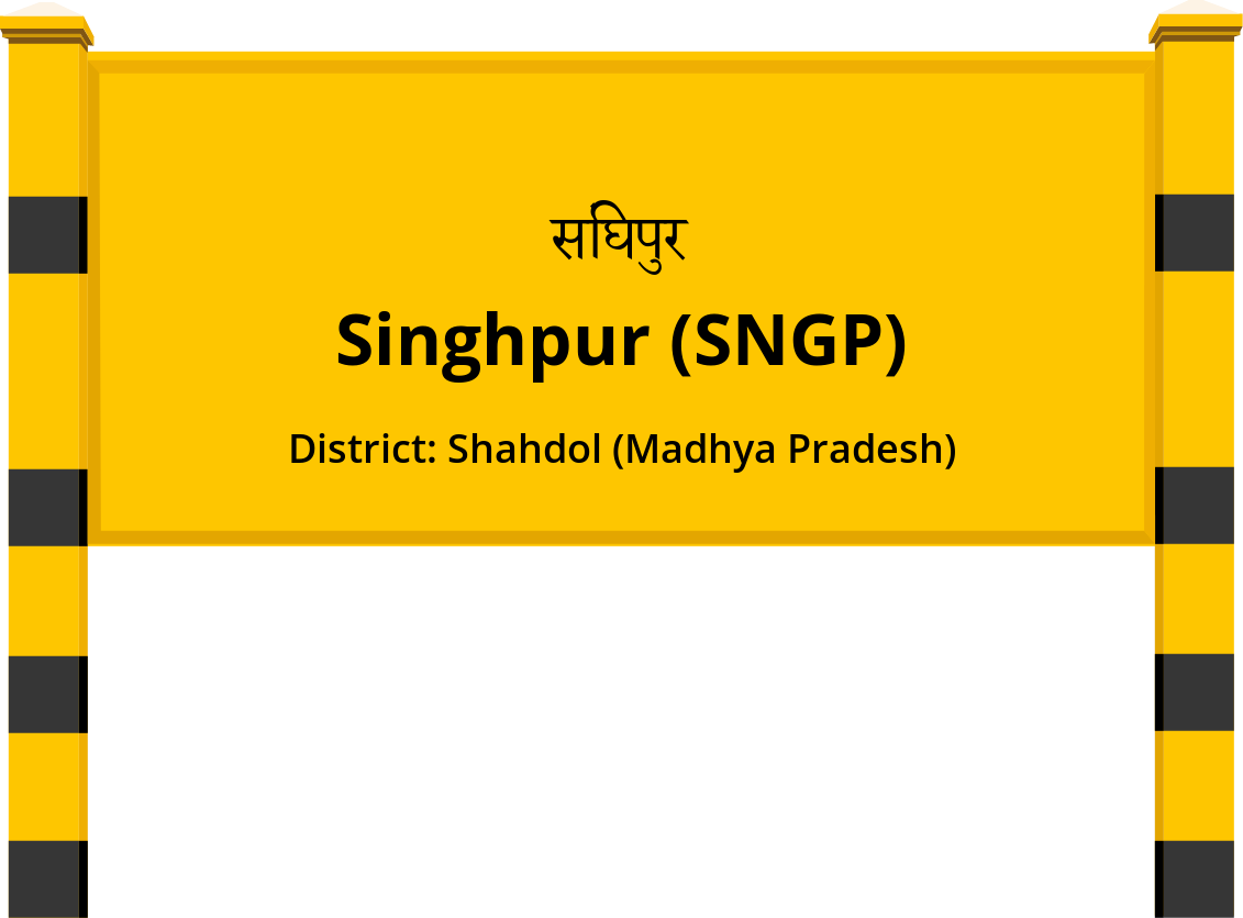 Singhpur (SNGP) Railway Station