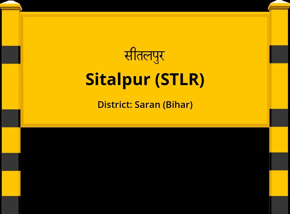 Sitalpur (STLR) Railway Station