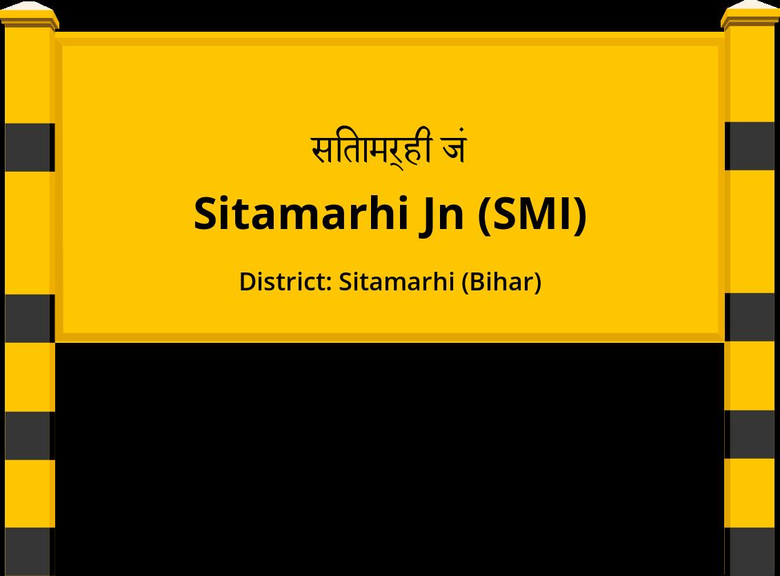 Sitamarhi Jn (SMI) Railway Station