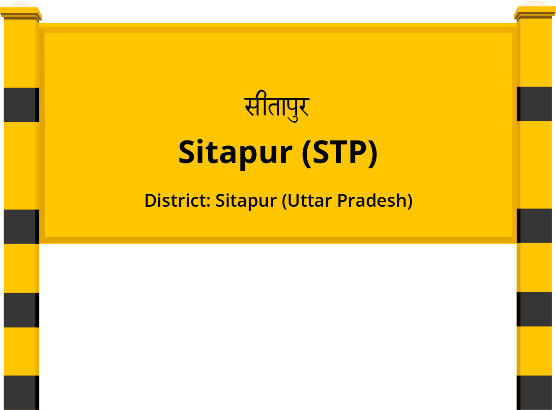 Sitapur (STP) Railway Station