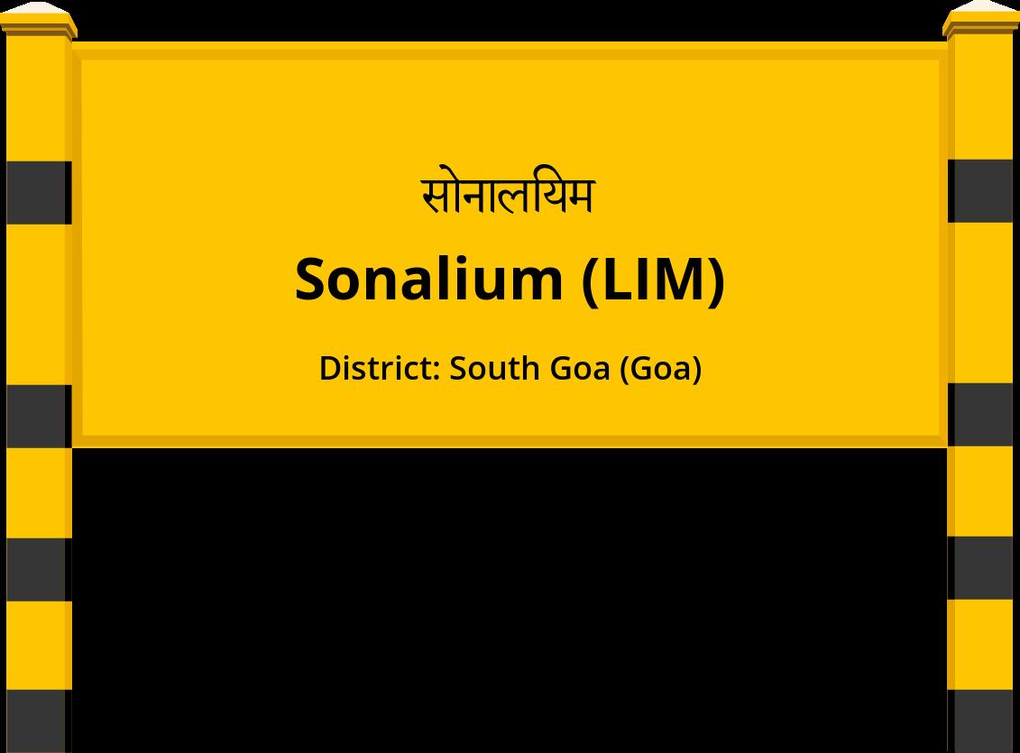 Sonalium (LIM) Railway Station