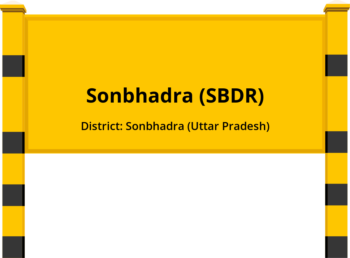 Sonbhadra (SBDR) Railway Station