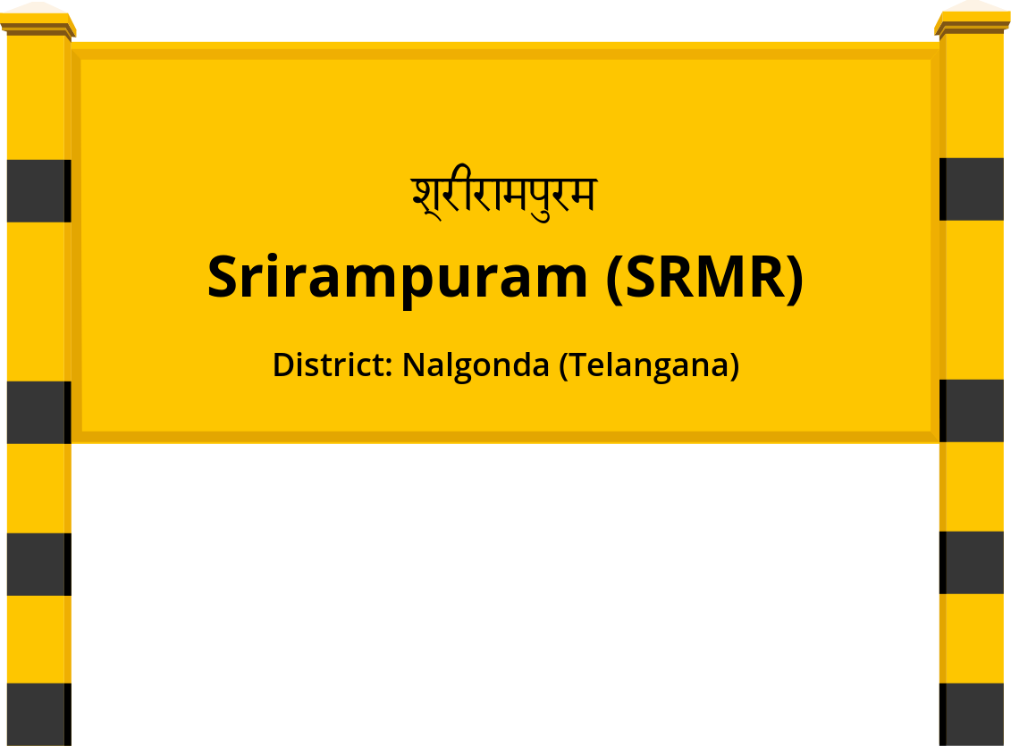 Srirampuram (SRMR) Railway Station