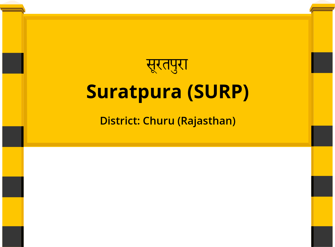 Suratpura (SURP) Railway Station