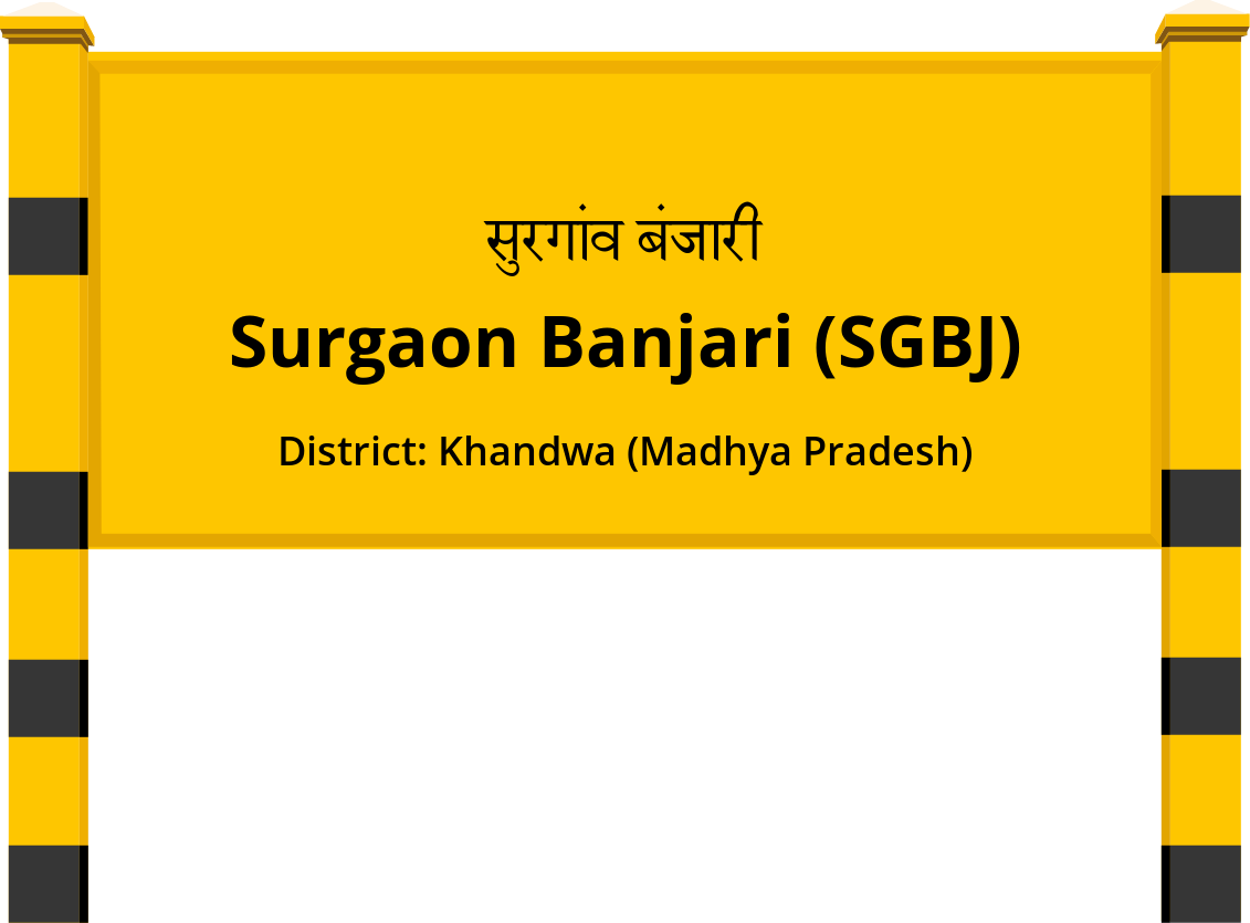 Surgaon Banjari (SGBJ) Railway Station