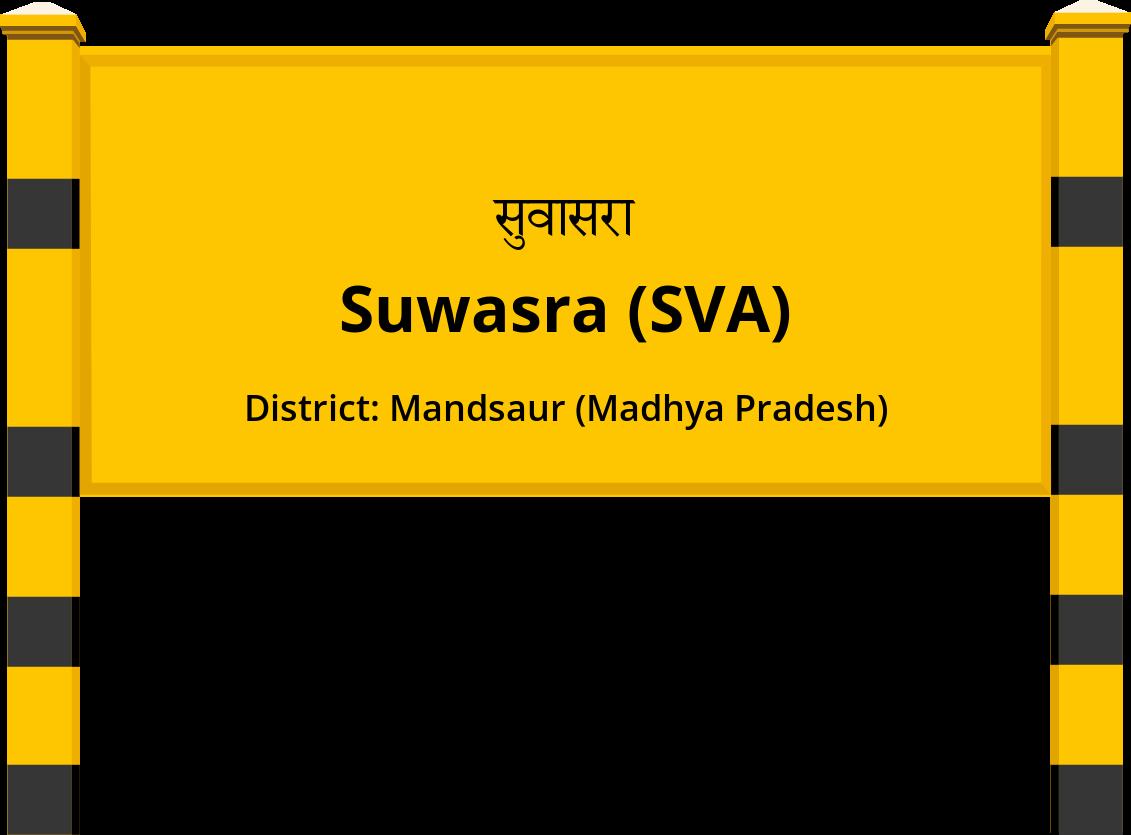 Suwasra (SVA) Railway Station