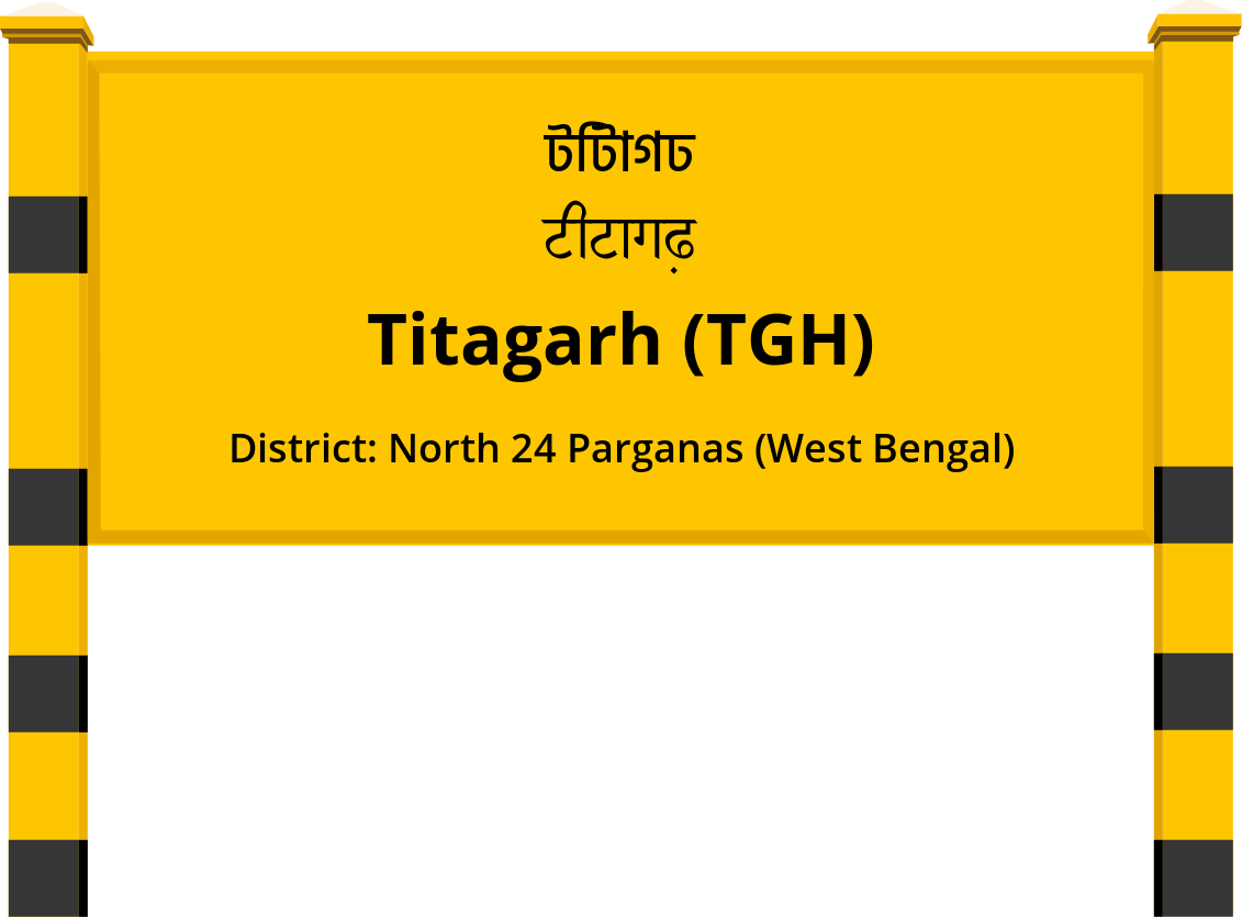 Titagarh (TGH) Railway Station