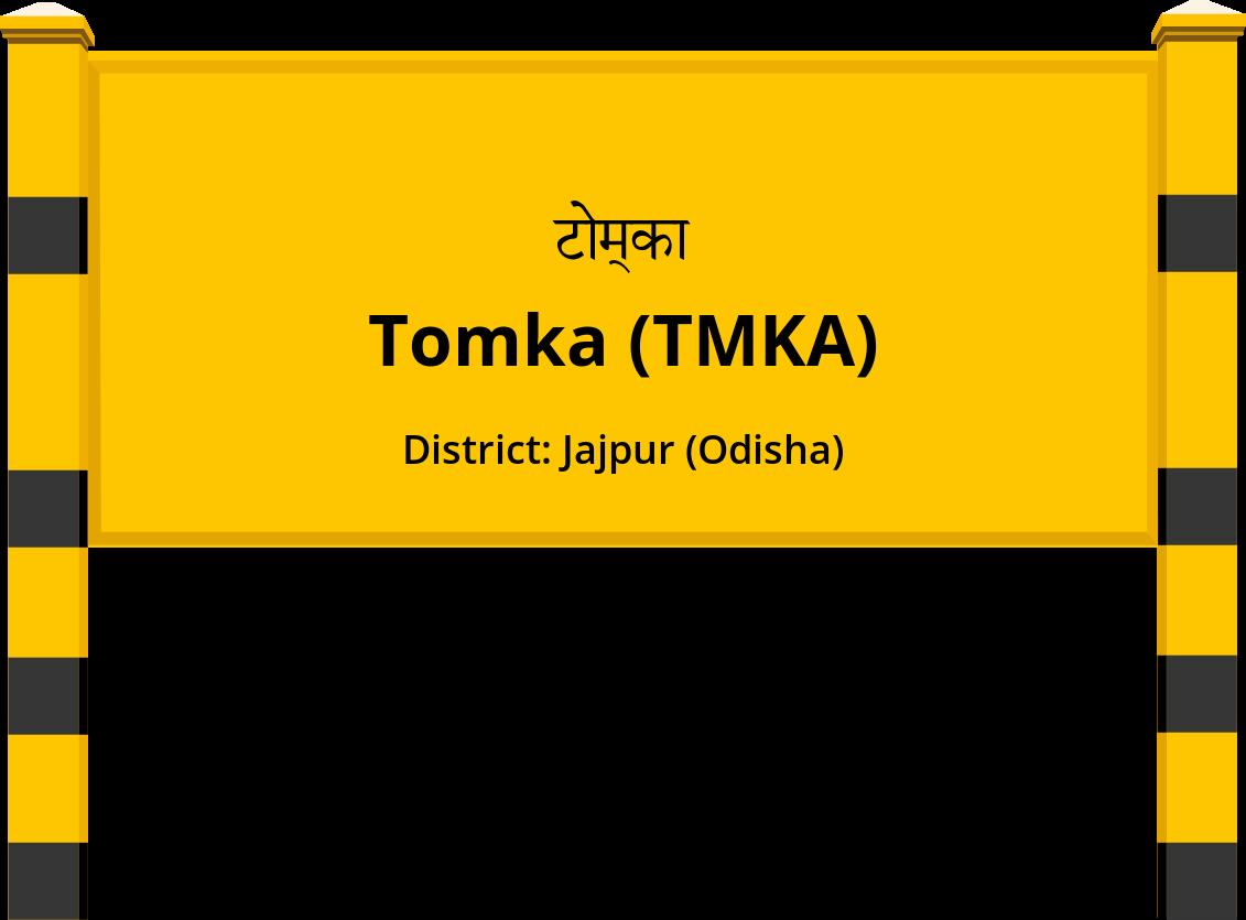 Tomka (TMKA) Railway Station