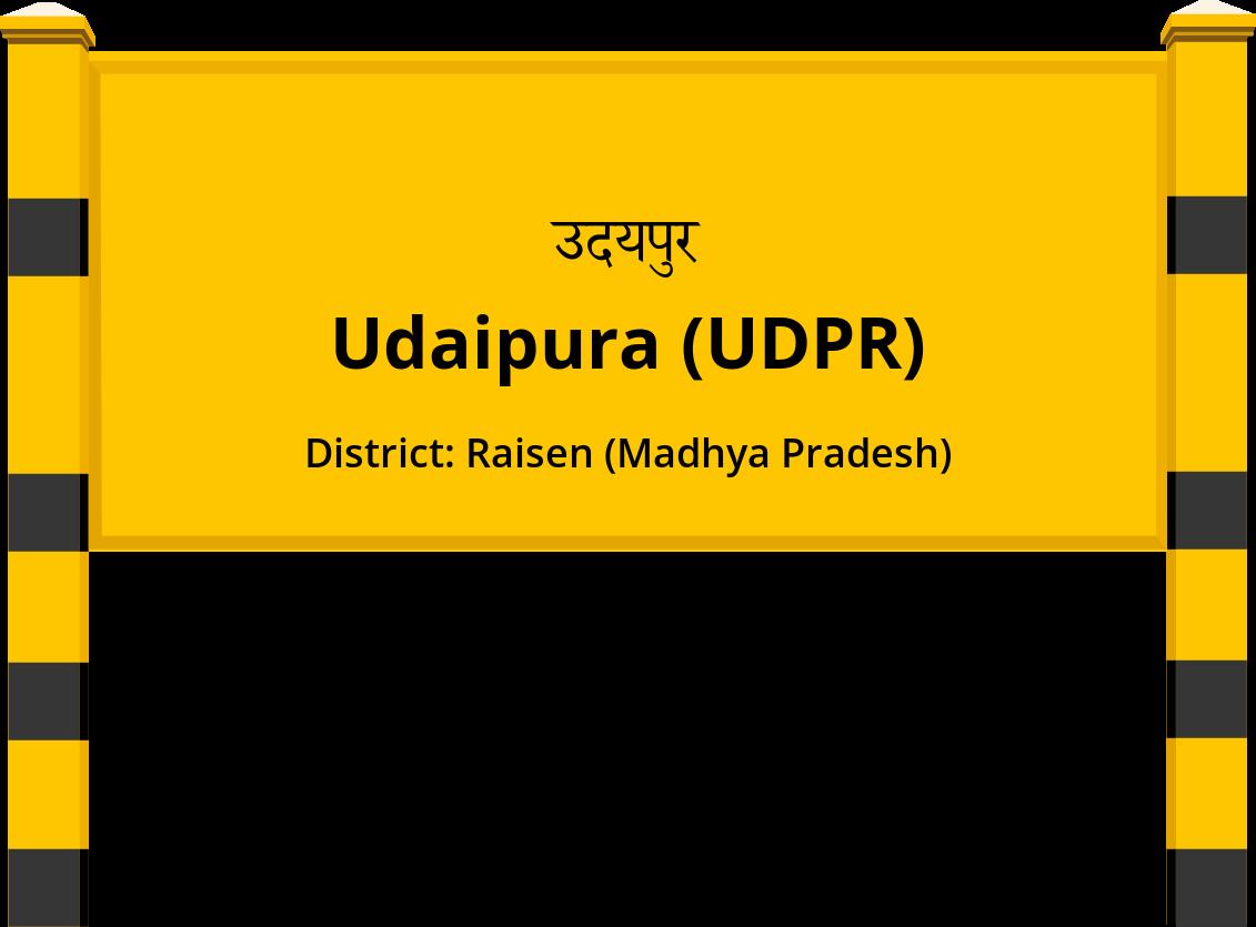 Udaipura (UDPR) Railway Station