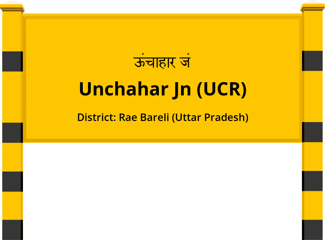 Unchahar Jn (UCR) Railway Station