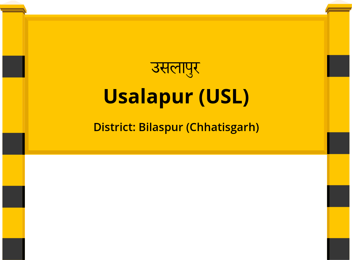 Usalapur (USL) Railway Station