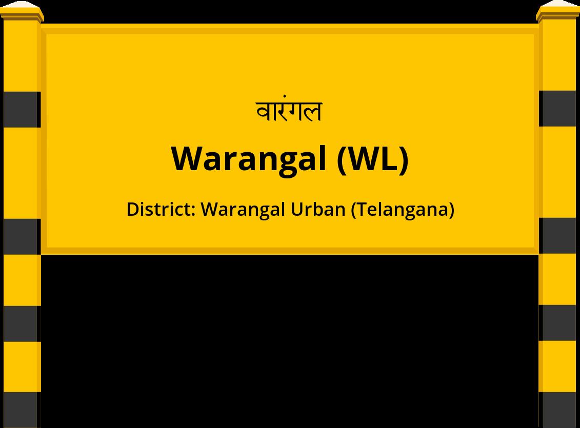 Warangal (WL) Railway Station