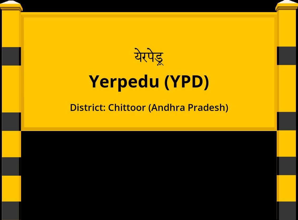 Yerpedu (YPD) Railway Station