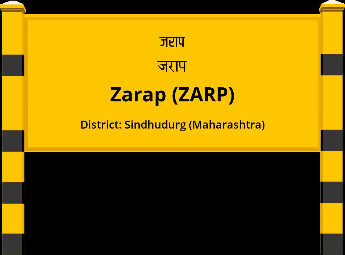 Zarap (ZARP) Railway Station