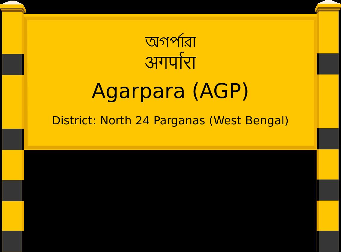 Agarpara (AGP) Railway Station