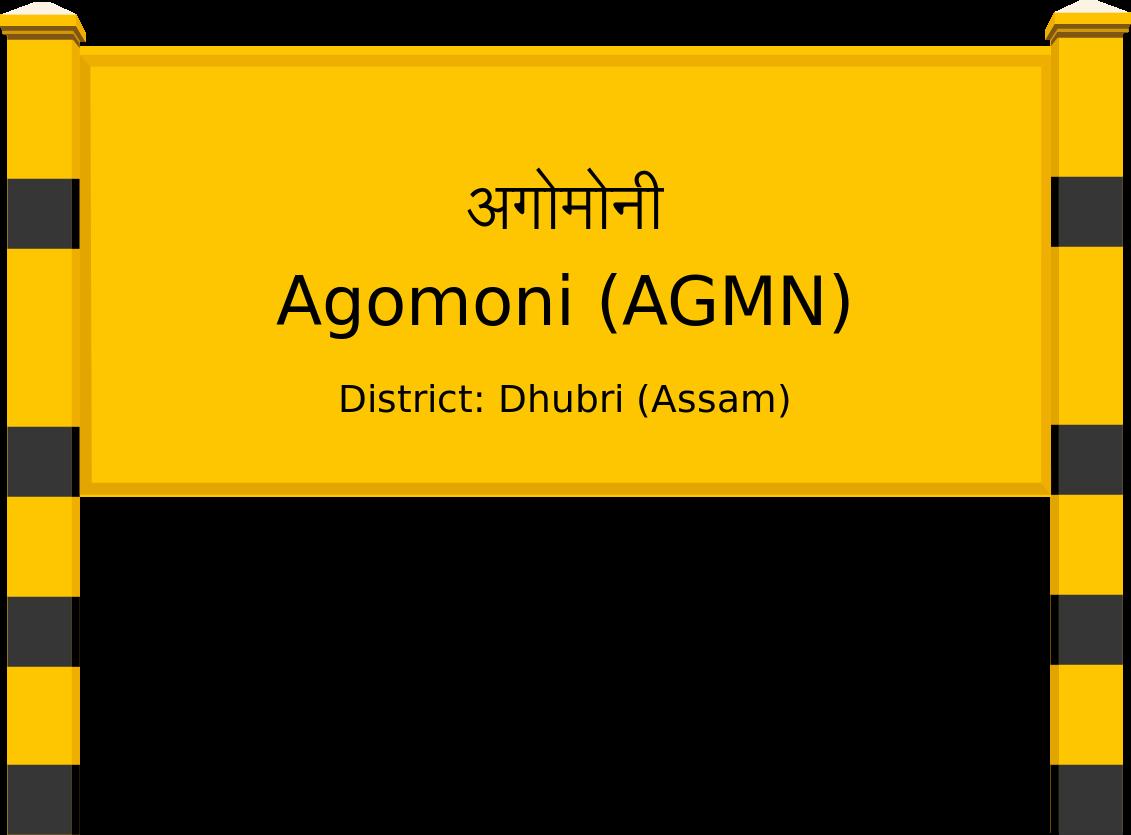 Agomoni (AGMN) Railway Station