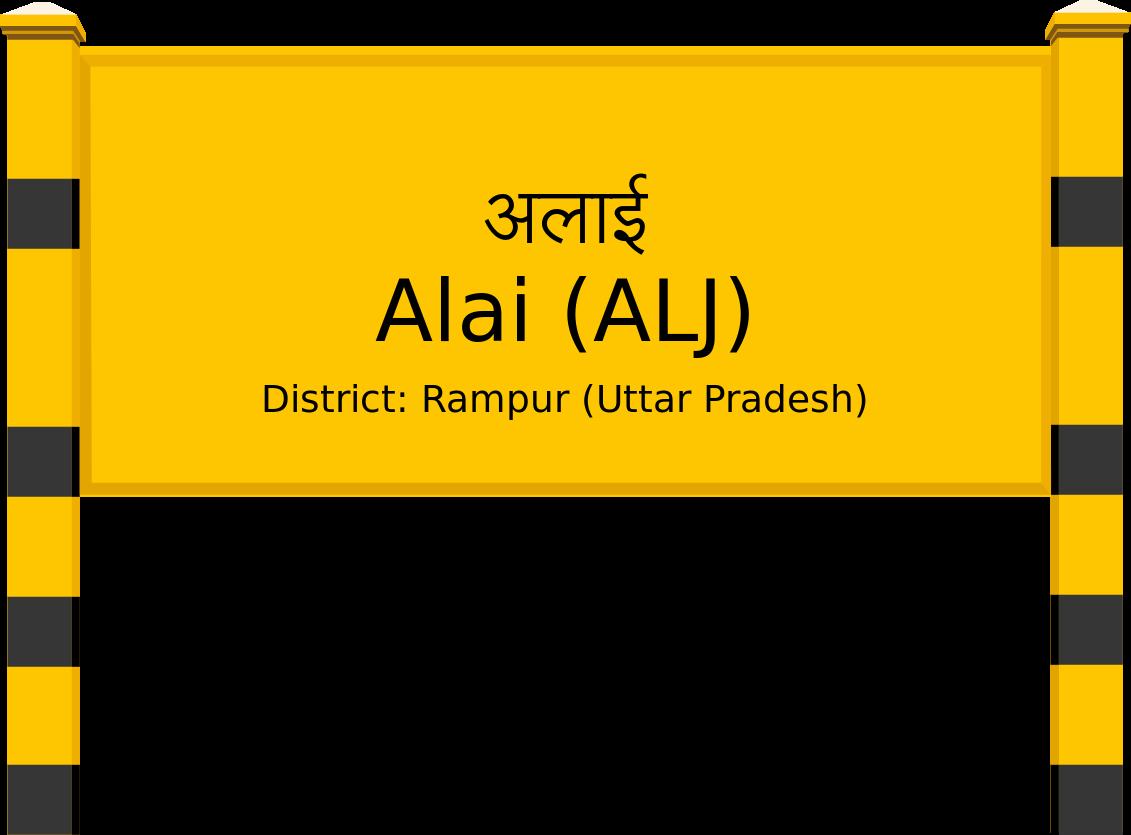 Alai (ALJ) Railway Station