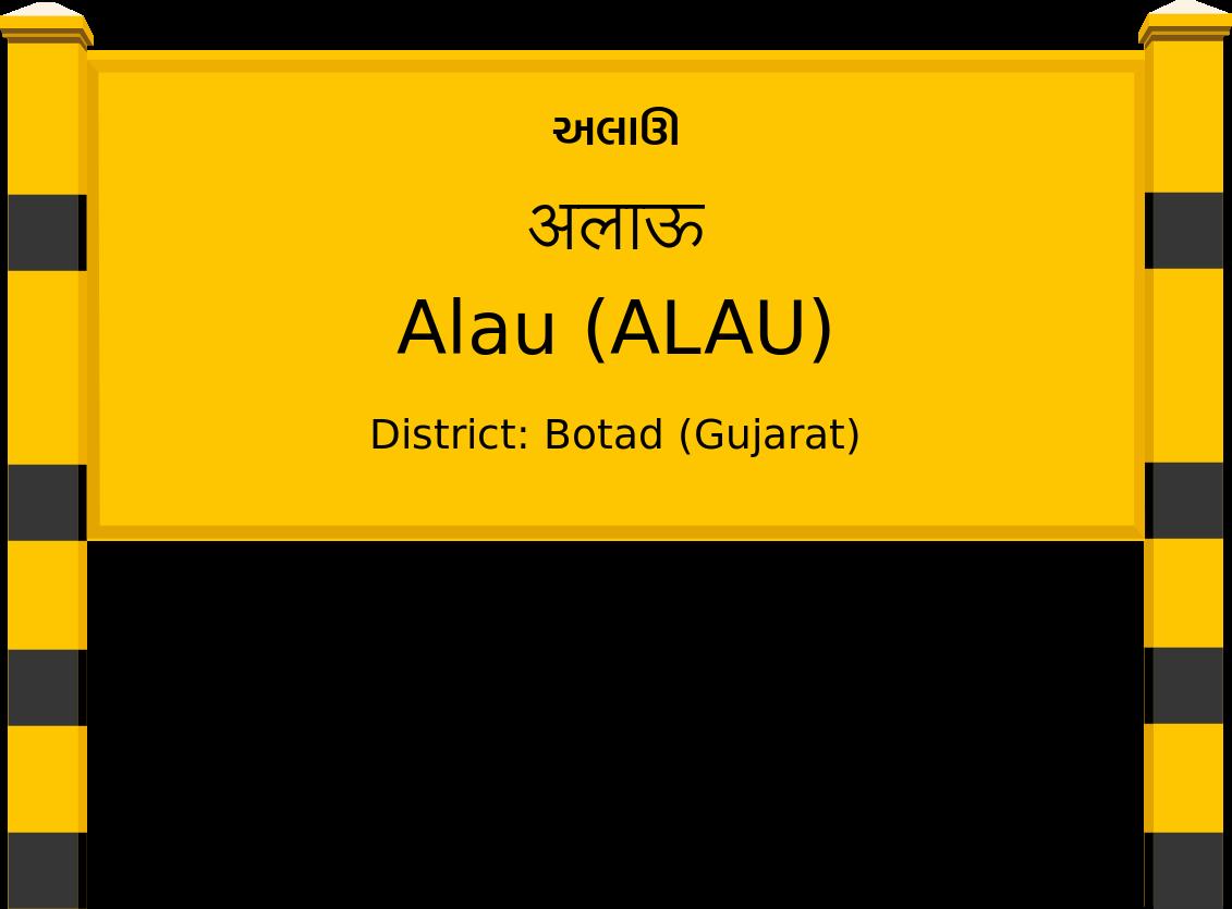 Alau (ALAU) Railway Station