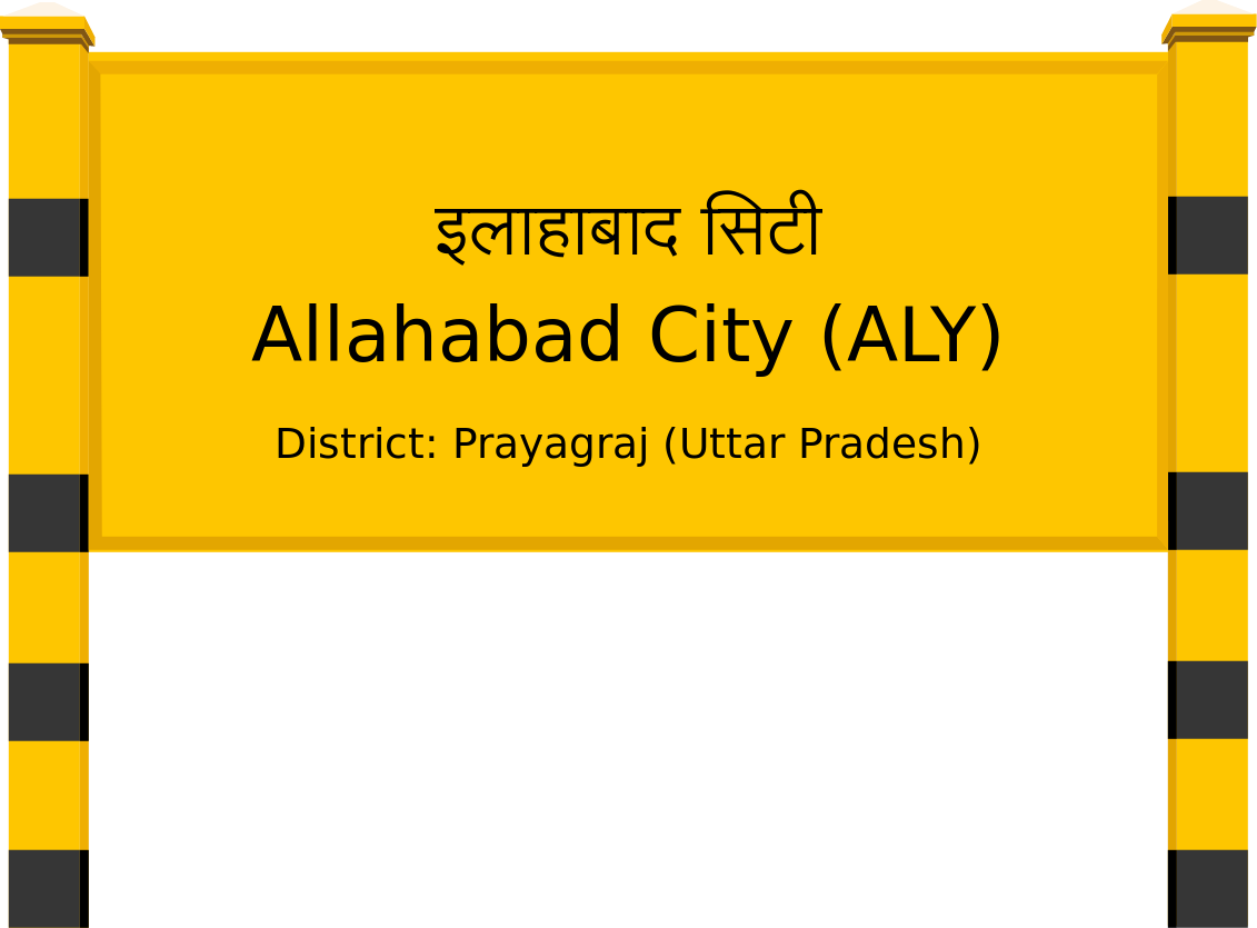 Allahabad City (ALY) Railway Station