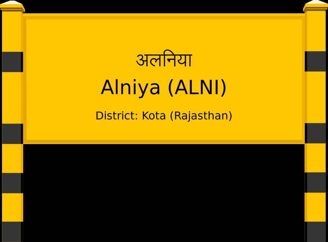 Alniya (ALNI) Railway Station